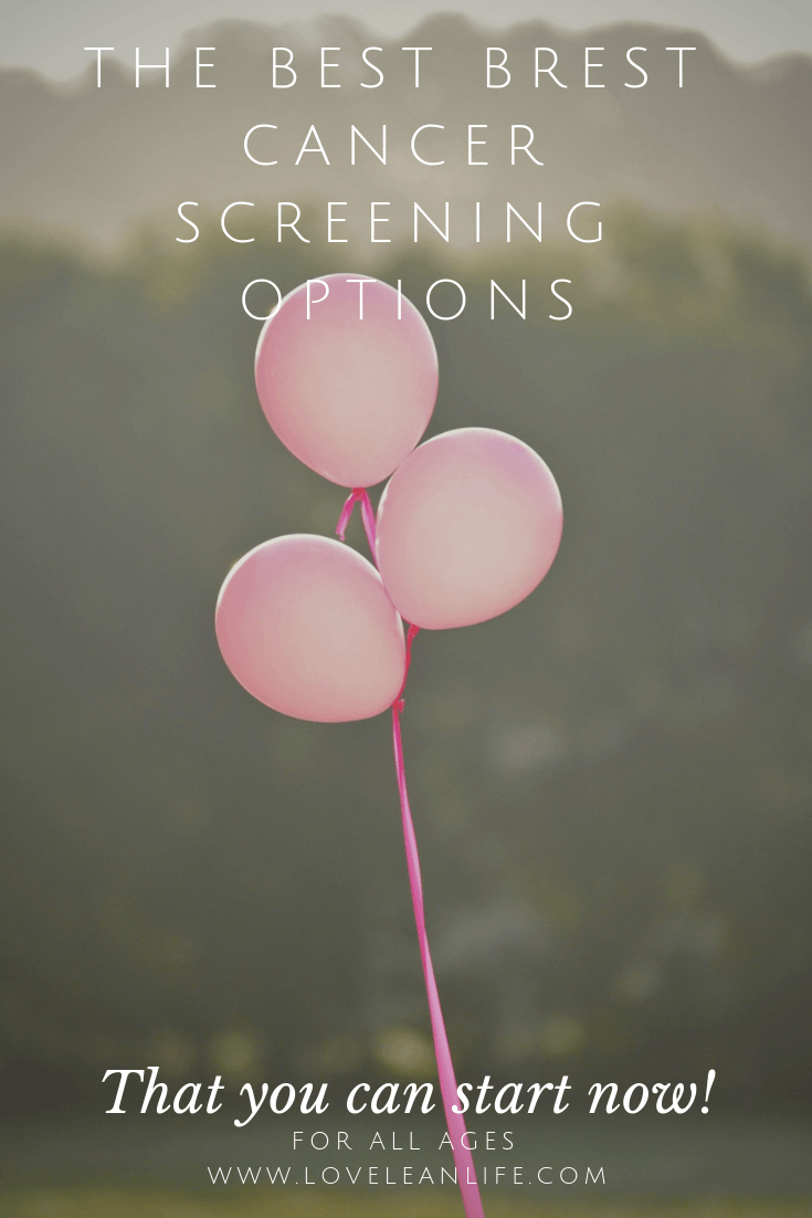 best breast cancer screening