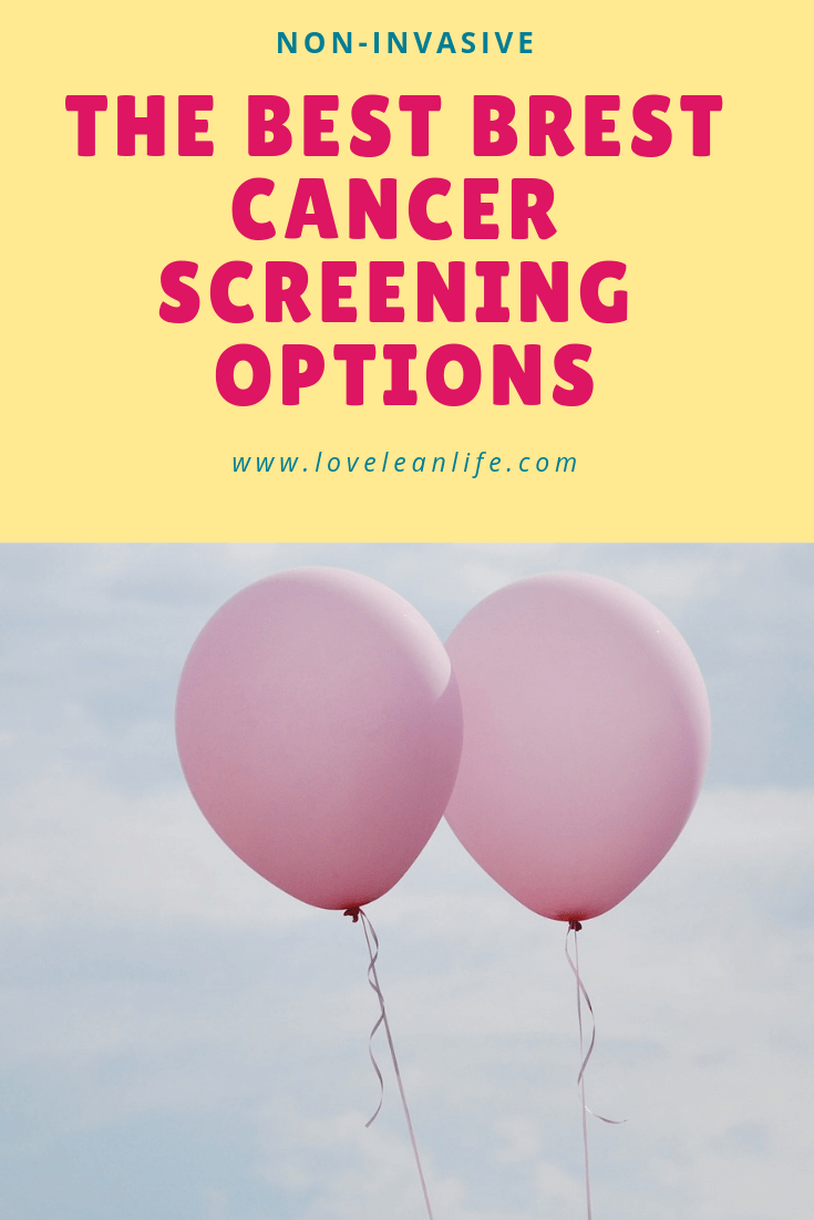 cancer screening options